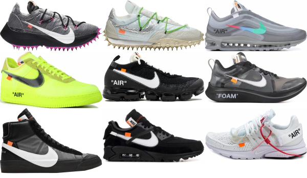 buy nike x off-white sneakers for men and women