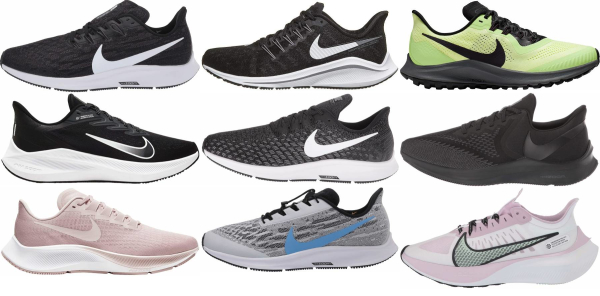 buy nike zoom air running shoes for men and women