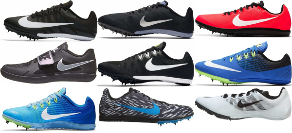 buy nike zoom rival track & field shoes for men and women