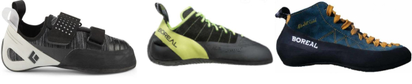 buy no stretch climbing shoes for men and women