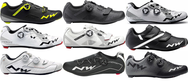buy northwave road cycling shoes for men and women