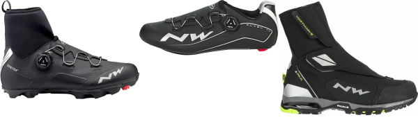 buy northwave winter cycling shoes for men and women