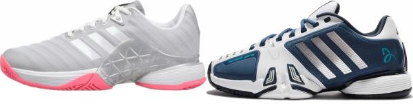 Whitney Género En el nombre  Novak Djokovic Adidas Tennis Shoes (2 Models in Stock)   RunRepeat