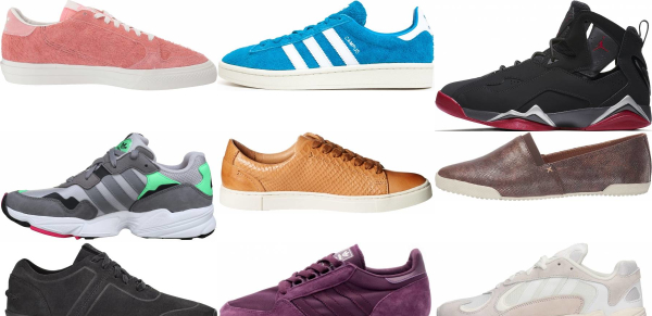 buy nubuck sneakers for men and women
