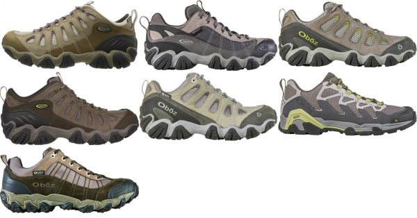 buy oboz wide toe box hiking shoes for men and women