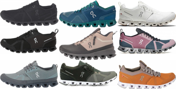 buy on cloud running shoes for men and women