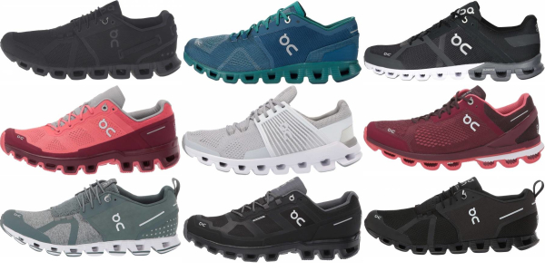 on neutral running shoes