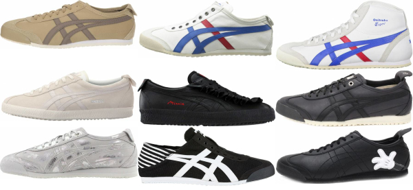 buy onitsuka tiger mexico sneakers for men and women