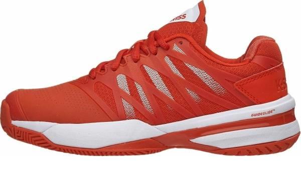 buy orange k-swiss tennis shoes for men and women