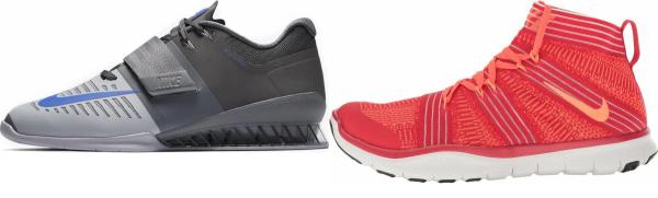 buy orange nike training shoes for men and women