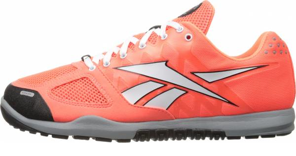 buy orange reebok training shoes for men and women