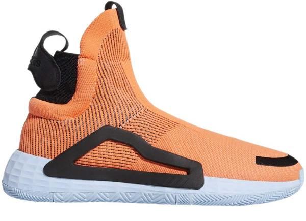 buy orange slip-on basketball shoes for men and women