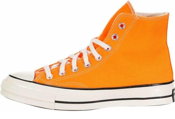 buy orange tiger print sneakers for men and women