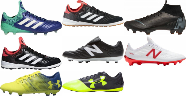 buy ortholite foam soccer cleats for men and women