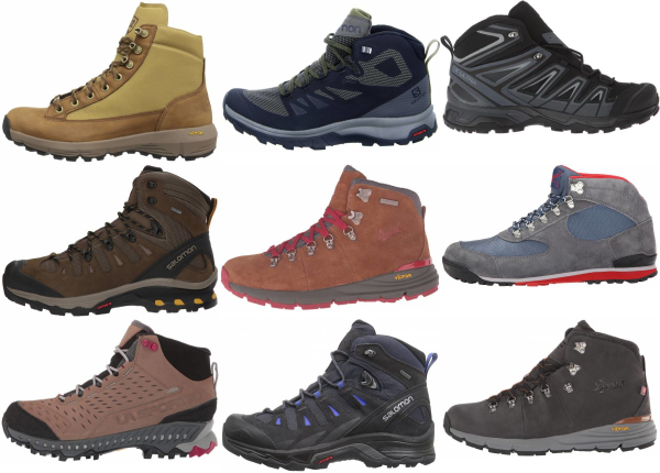 buy ortholite hiking boots for men and women