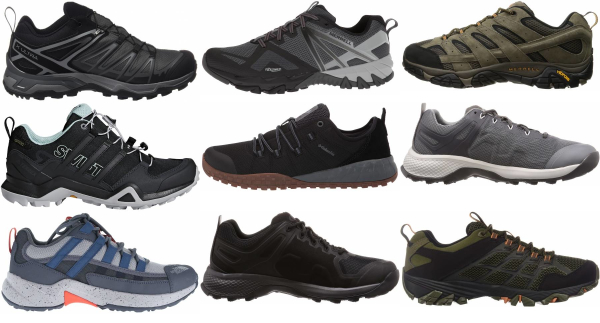 buy orthotic friendly hiking shoes for men and women
