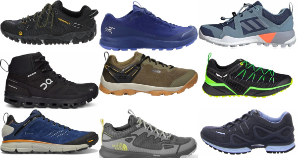 buy orthotic friendly speed hiking shoes for men and women