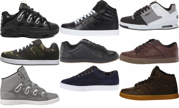 buy osiris sneakers for men and women