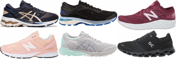 buy overpronation bunions running shoes for men and women