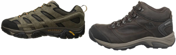 buy overpronation hiking shoes for men and women