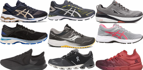 buy overpronation running shoes for men and women