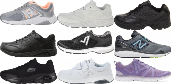 buy walking shoes for overpronation for men and women