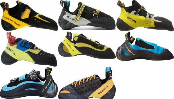 buy partial midsole climbing shoes for men and women
