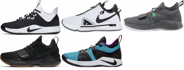 buy paul george basketball shoes for men and women