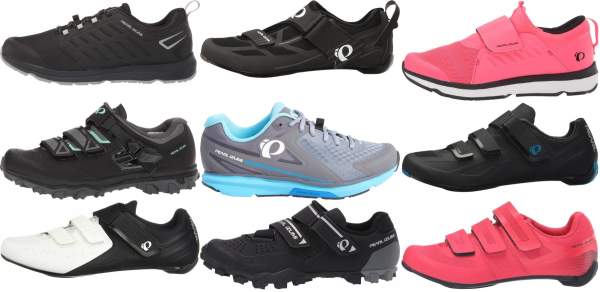 buy pearl izumi cycling shoes for men and women