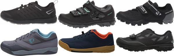 buy pearl izumi mountain cycling shoes for men and women