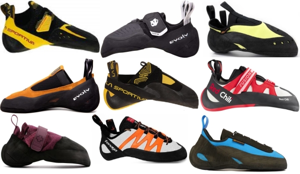 buy performance fit climbing shoes for men and women