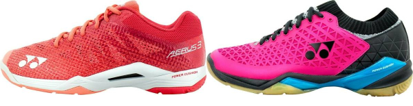 buy pink badminton shoes for men and women