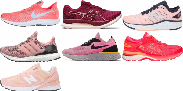 buy pink bunions running shoes for men and women
