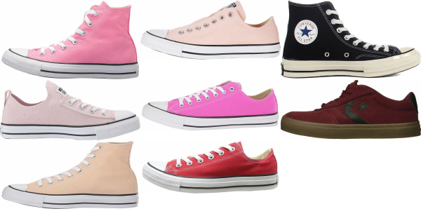 buy pink converse sneakers for men and women