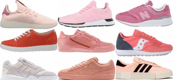 buy pink eva sneakers for men and women