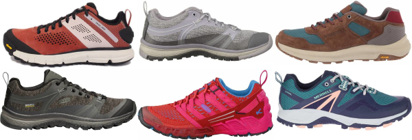buy pink lightweight hiking shoes for men and women