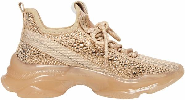 buy pink rhinestone sneakers for men and women