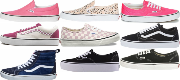buy pink vans sneakers for men and women