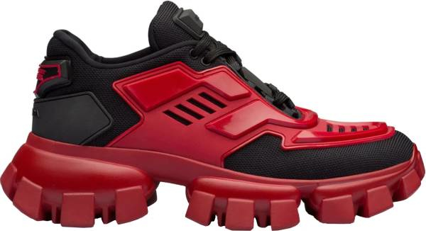 buy prada rubber sole sneakers for men and women