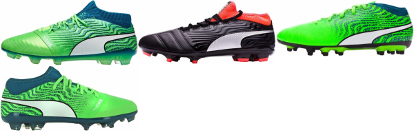 buy puma artificial grass soccer cleats for men and women
