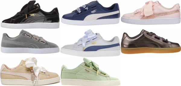 buy puma basket heart sneakers for men and women