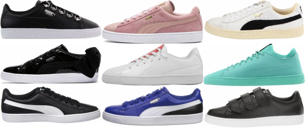 buy puma basket sneakers for men and women