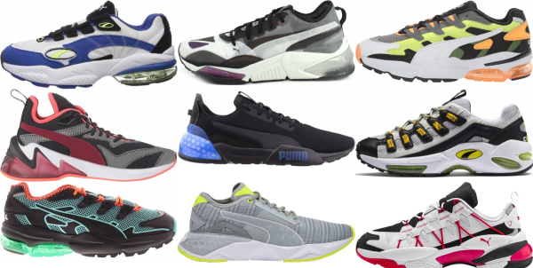 buy puma cell sneakers for men and women