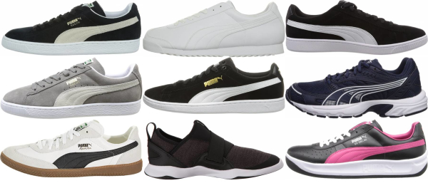 buy puma cheap sneakers for men and women