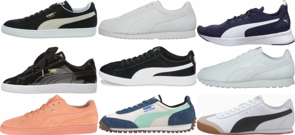 buy puma classic sneakers for men and women