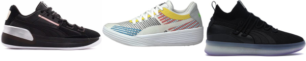 buy puma clyde basketball shoes for men and women