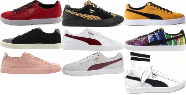 buy puma clyde sneakers for men and women