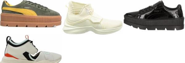 buy puma fenty sneakers for men and women