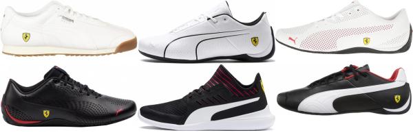 buy puma ferrari sneakers for men and women