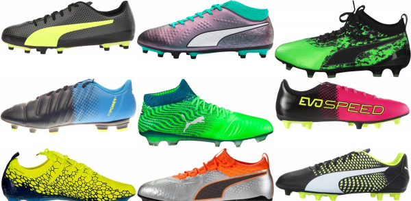 buy puma firm ground soccer cleats for men and women